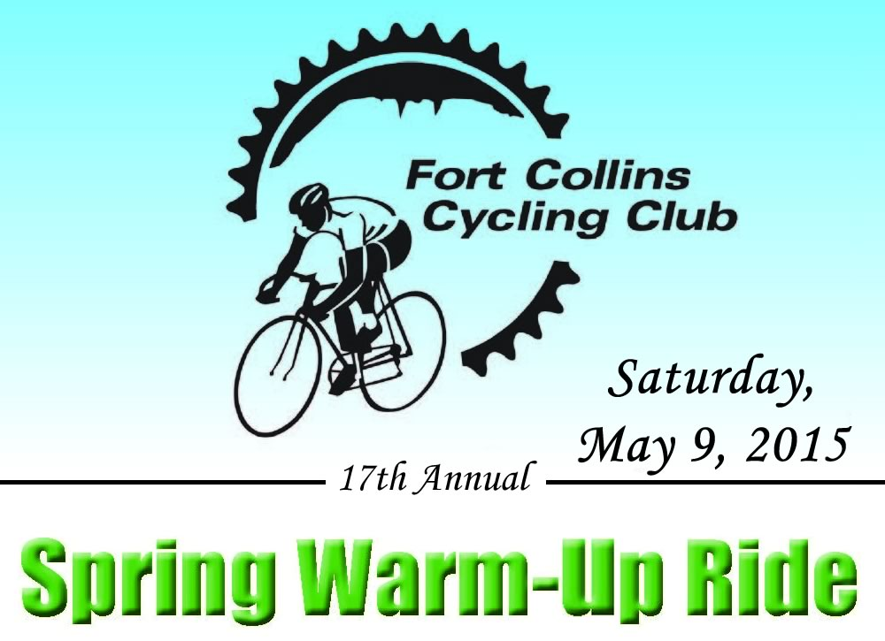 2015 Spring Warm-up Ride