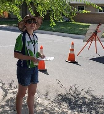 Volunteering at Open Street in Fort Collins, CO